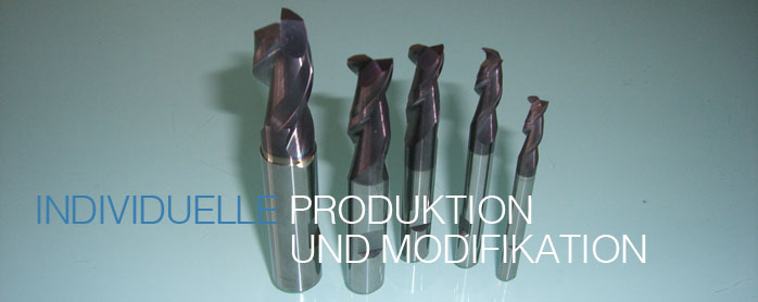 Individuelle Produktion und Modifikation